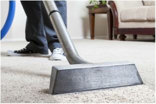 carpet cleaning at QUICK DRY-TECH CARPET & UPHOLSTERY CLEANING